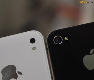 Iphone 4 White Vs Black