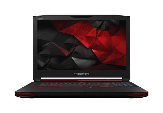 Spesifikasi dan Harga Acer Predator Gaming 2016