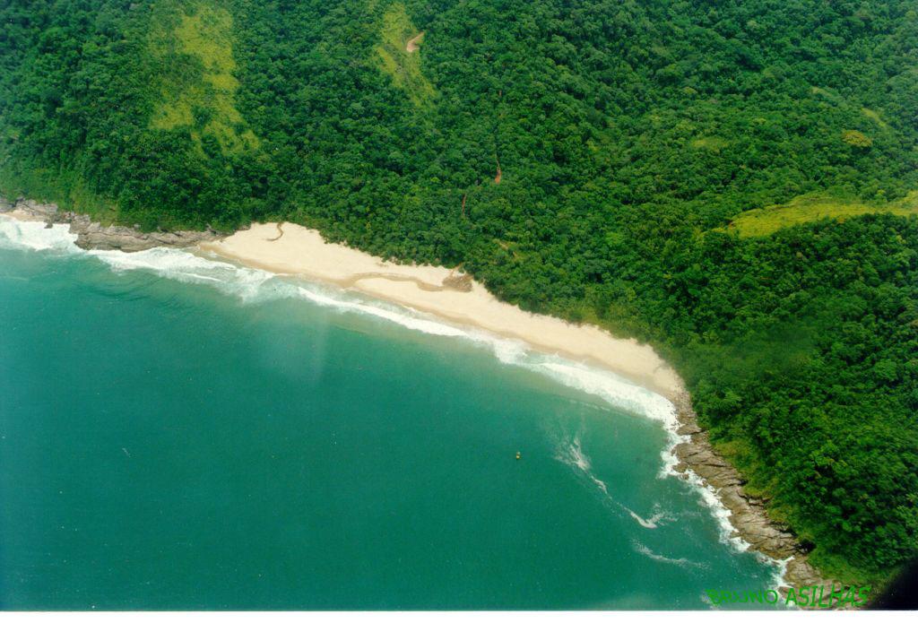 Praia Brava São Sebastião praia de nudismo litoral paulista::