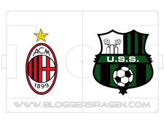 Prediksi Pertandingan Sassuolo vs AC Milan