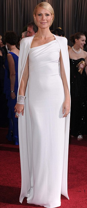 Gwyneth Paltrow Set the Cape Dress Trend in Motion All the Way Back in February