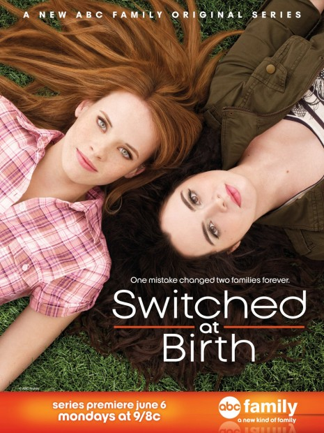Switched at Birth 3x09 Legendado