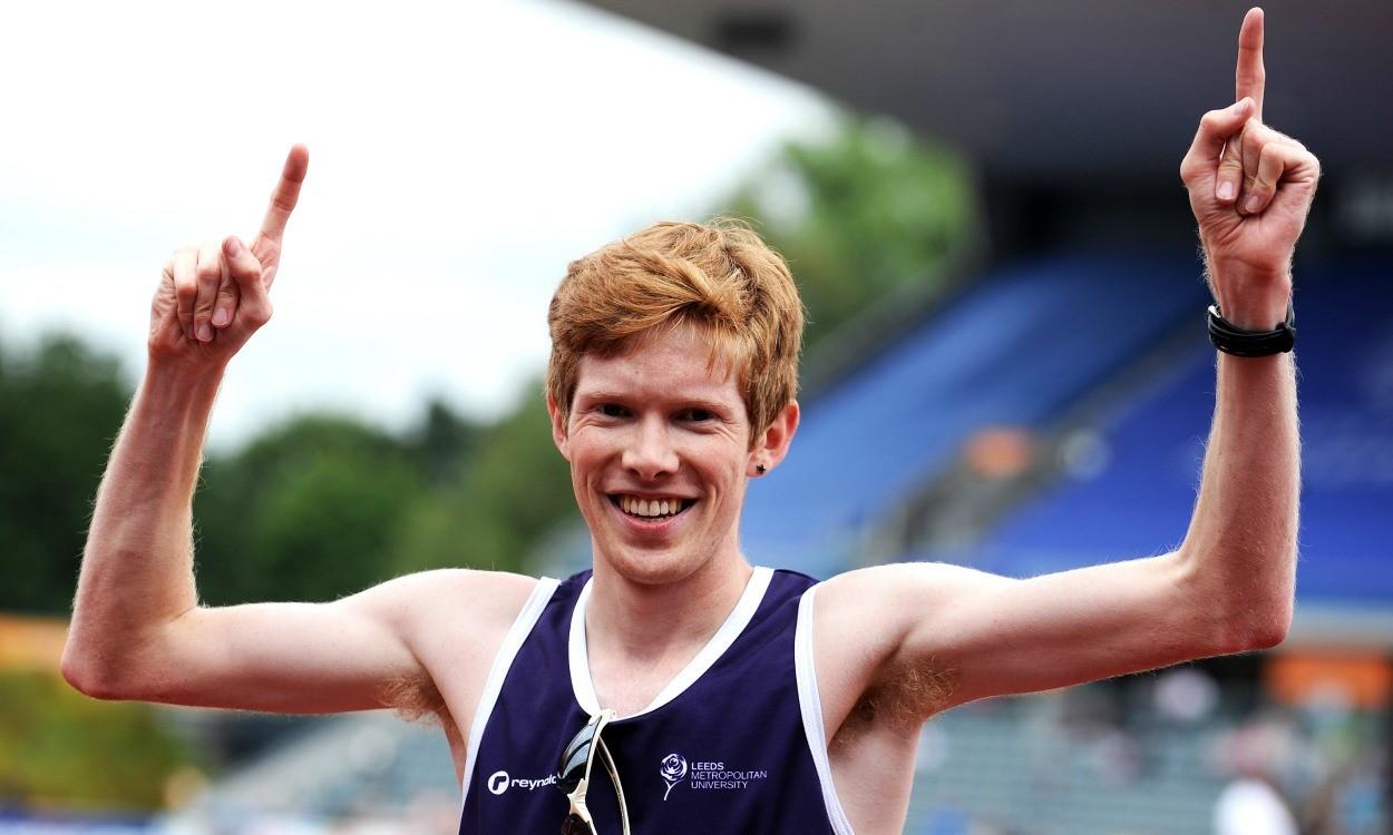 Tom Bosworth é o principal nome da atualidade da marcha atlética do Reino Unido.