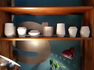 Exposition de céramiques contemporaines, Charlotte Cochet, 9 septembre-4 octobre
