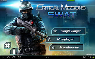 Critical Missions: SWAT Mod Apk