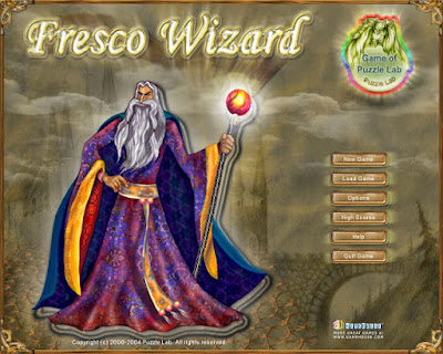 Fresco Wizard 2004 Game
