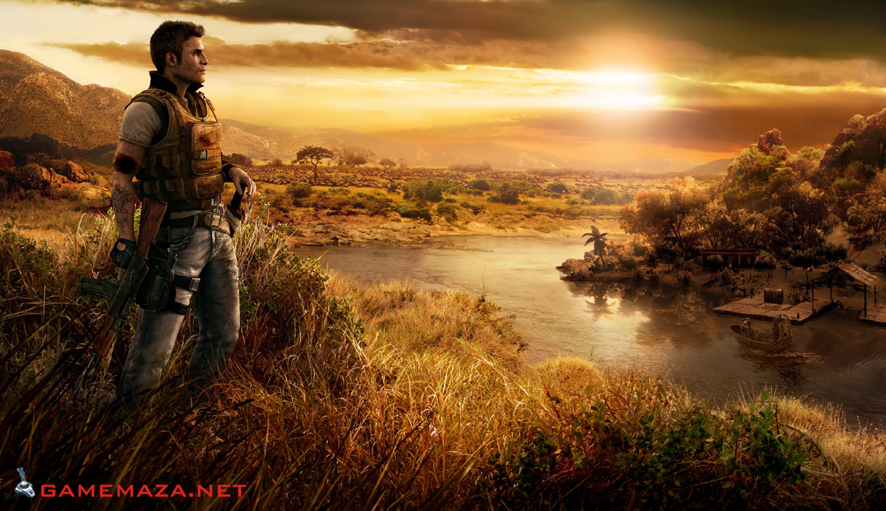 Far Cry 2 Free Download Game Maza