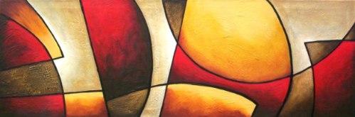 Compra arte cuadros decorativos y art sticos cat logo - Cuadros abstractos paso a paso ...