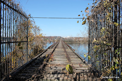 Old Railroad Bridge, Sheffield, AL