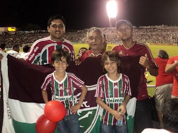 Carlos Mastrângelo, o pai e filhos (RN)