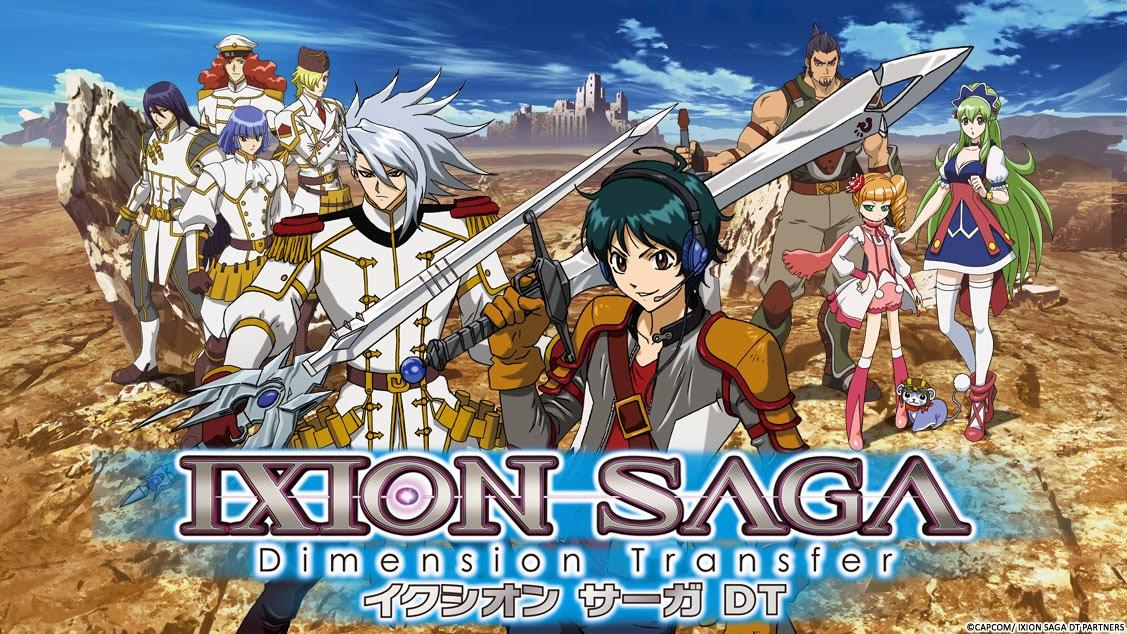 Ixion Saga DT
