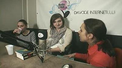 Nemira la SuperBlog Radio Lynx