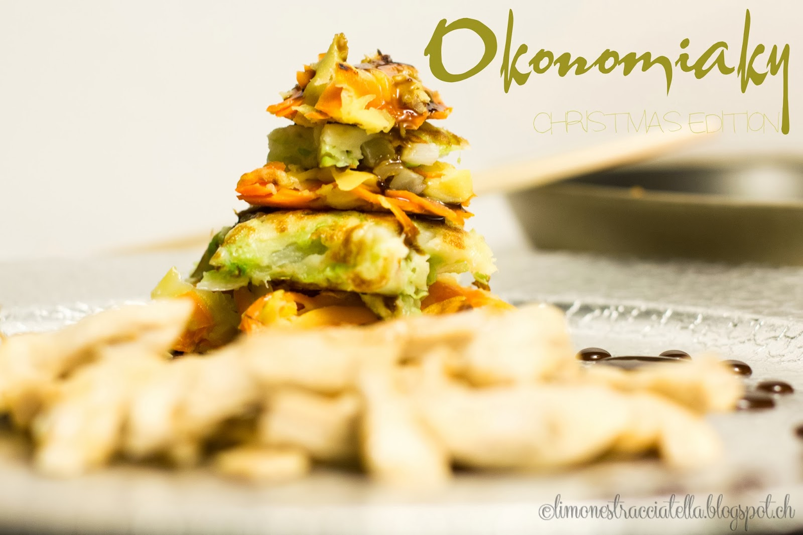 meglio tardi che mai: okonomiaky christmas edition (ma anche no)