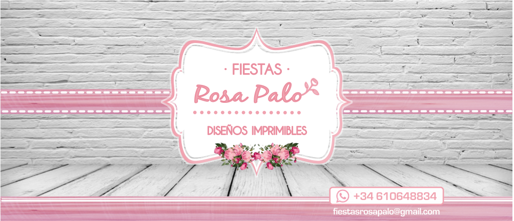 Fiestas Rosa Palo
