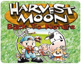 GAME BERKEBUN HARVEST MOON BACK TO NATURE FREE DOWNLOAD UNTUK PC
