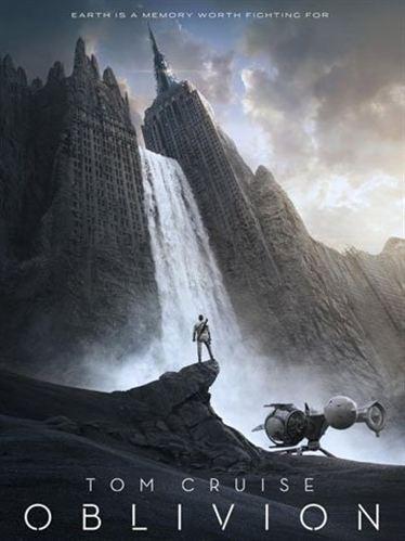 Tráiler de Oblivion, con Tom Cruise