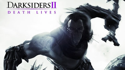 Death Artwork - Darksiders II