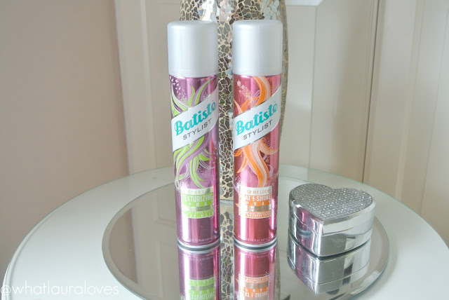 Batiste Stylist Range Texturising Spray Heat and Shine Spray