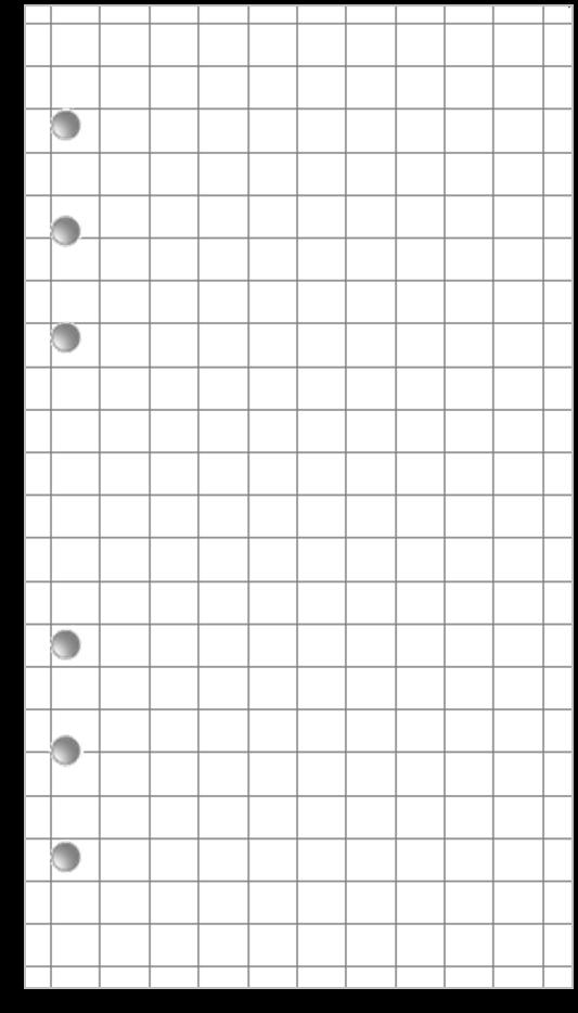 Line paper print