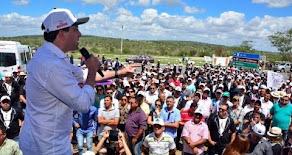 Gervásio participa da mobilização