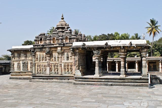 Andal (Ranganayaki) temple, belur