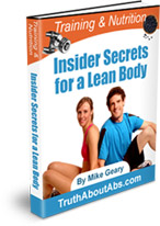 Training & Nutrition Insider Secrets for a Lean-Body free ebook