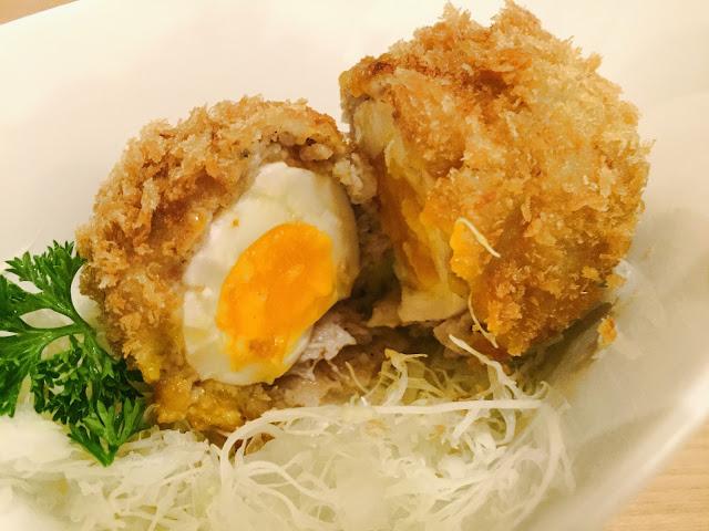PIYOPIYO Minced Meat Cutlet imakatsu boat quay