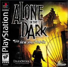 Alone In The Dark - The New Nightmare - PS1 - ISOs Download