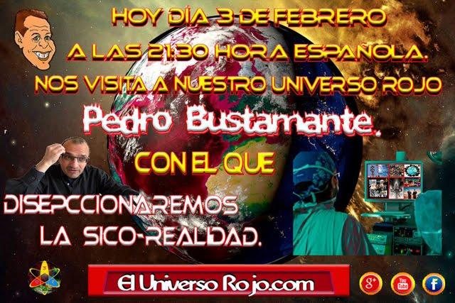 Entrevista en El Universo Rojo (VIDEO)
