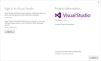 serial Microsoft Visual Studio              Ultimate 2013