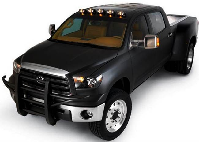 2017 Toyota Tundra Dually For Sale