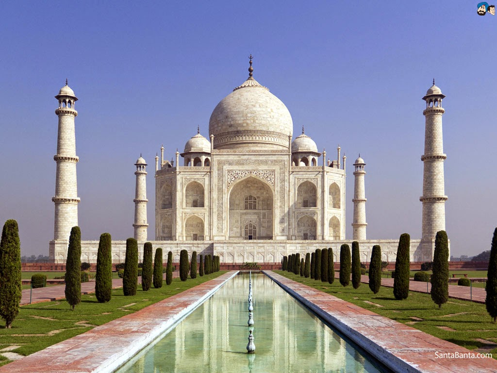 Glory of Taj Mahal