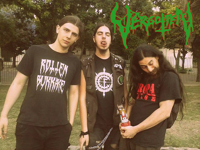 Vergotten, Brutal Death Metal/Goregrind Band from Argentina, Vergotten Brutal Death Metal/Goregrind Band from Argentina