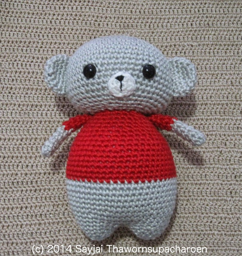Crochet Patterns To Purchase : Where to buy my PDF patterns - Sayjai Amigurumi Crochet Patterns ~ K ...