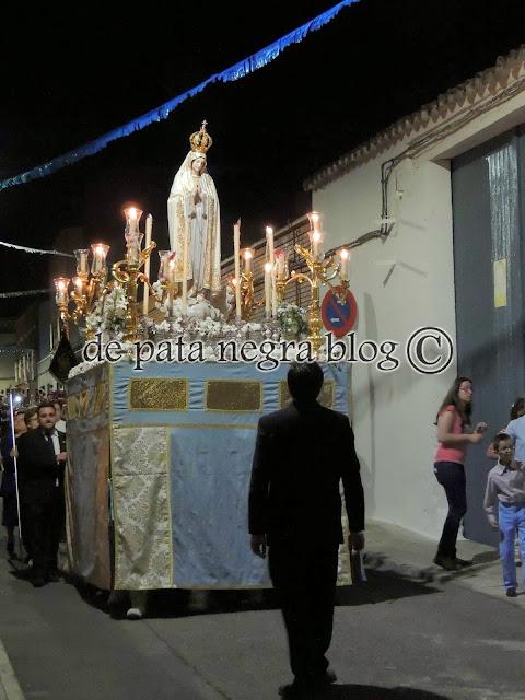 Virgen de Fátima 2015