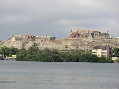 Castillo de San Felipe de Barajas Cartagena de Indias