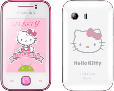Hello Kitty Samsung Galaxy