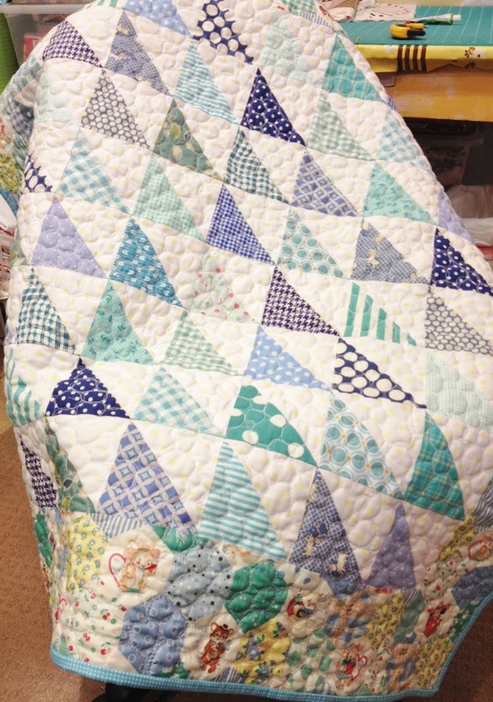 Colchas patchwork country imagui - Colchas patchwork infantiles ...