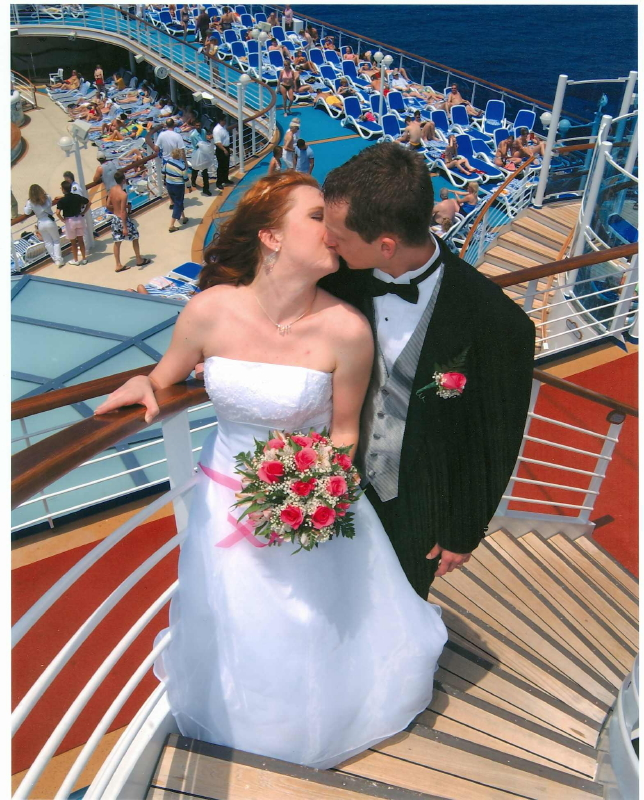 Out To Sea Marrying At Sea Or Retying The Knot During A Cruise