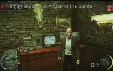Hitman Absolution Attack of the Saints