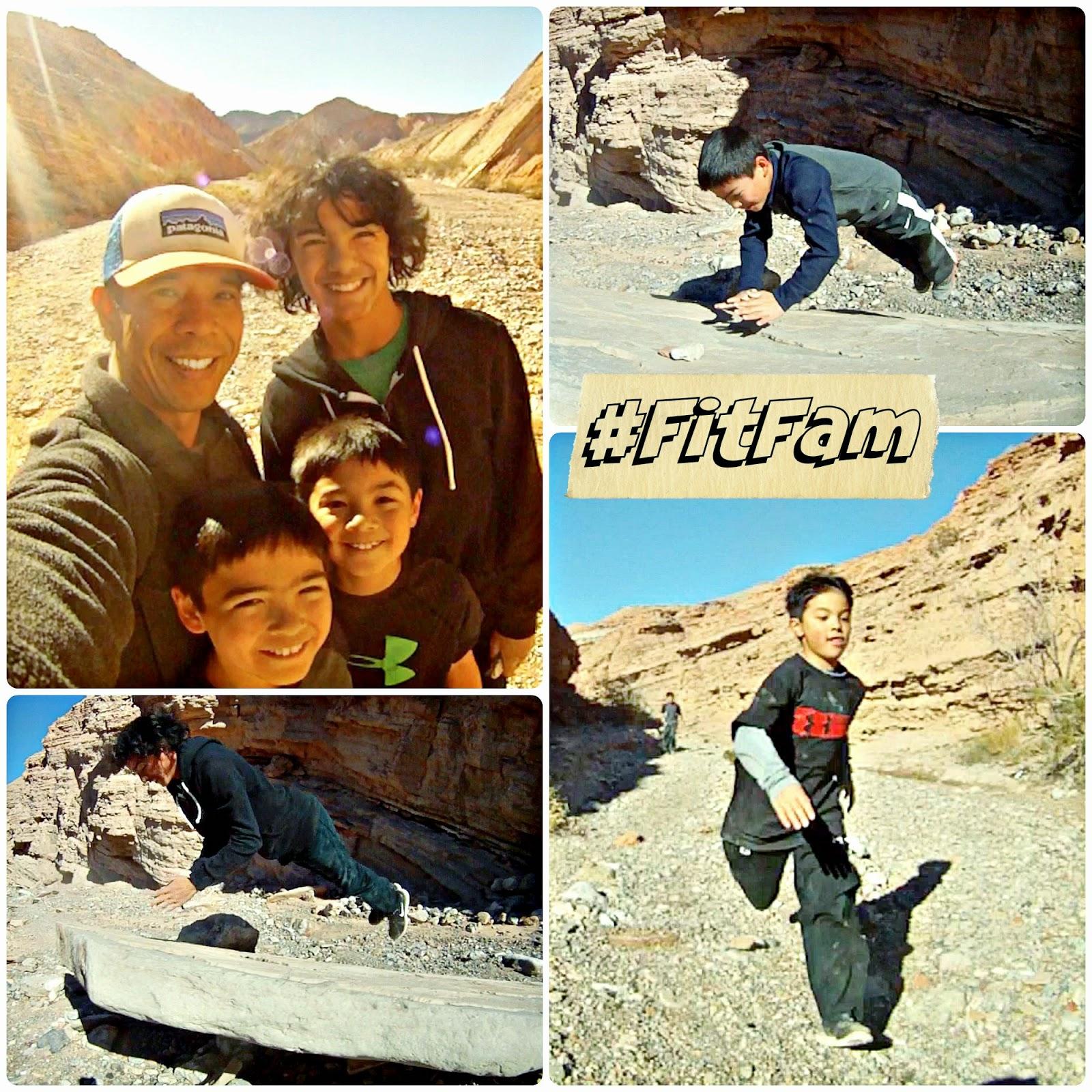 Hiking Muddy Mountains Wilderness - Las Vegas