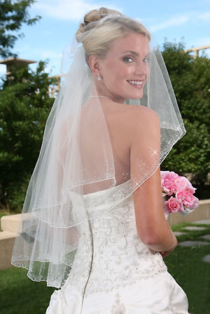 bridesmaid dresses candlelight ivory 2 tier fingertip