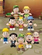 Os fãs de Chaves já podem comemorar. A partir de hoje, dez personagens do .