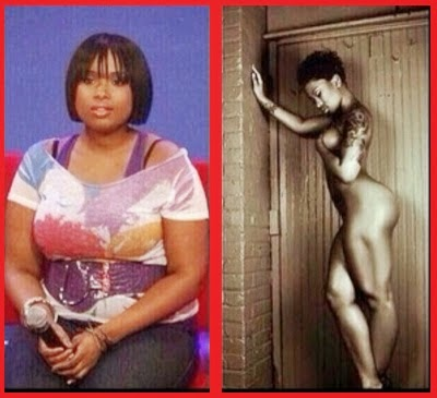 Before Now, Jennifer Hudson Looked Just As Fat As Rick Ross's Belly!