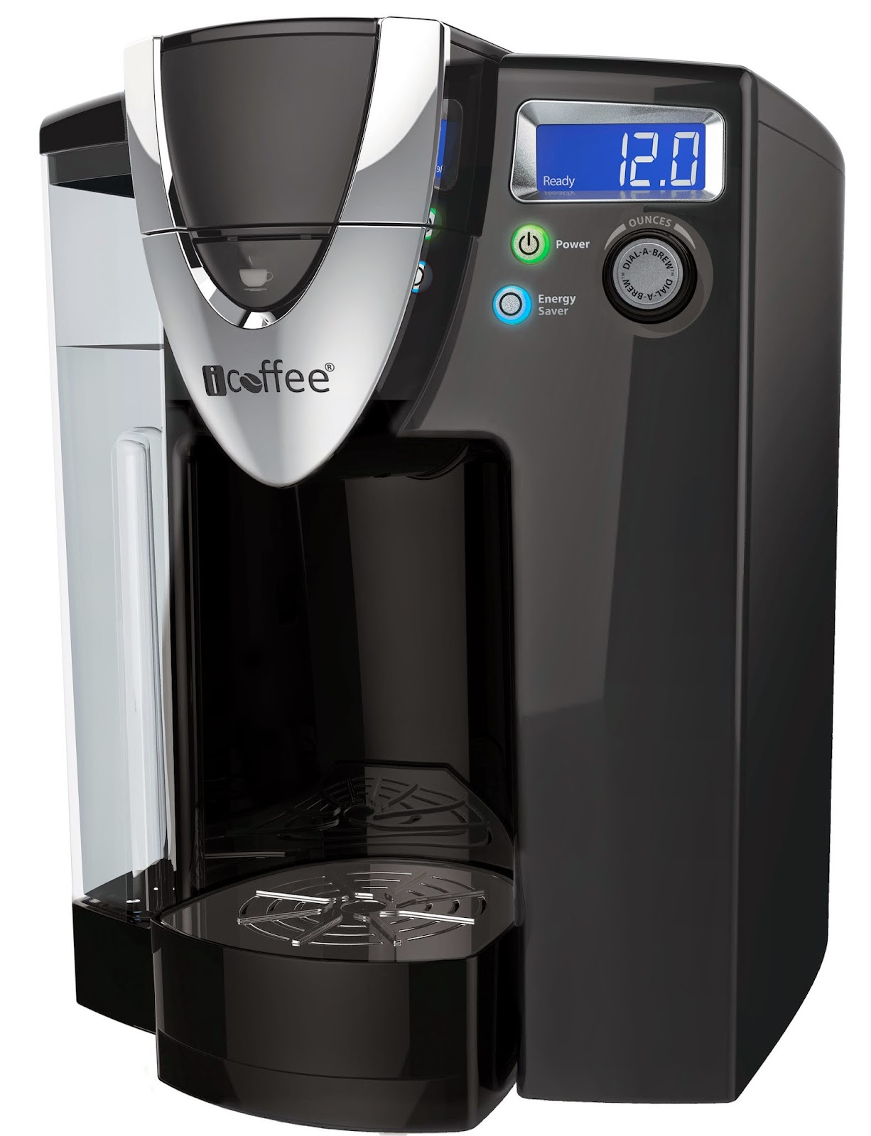 Icoffee Single Serve Brewer The All In One Coffee