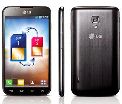 HP LG OPTIMUS L7 II DUAL P715