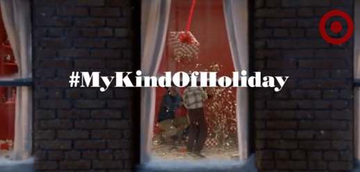 Target's My Kind of Holiday campaign