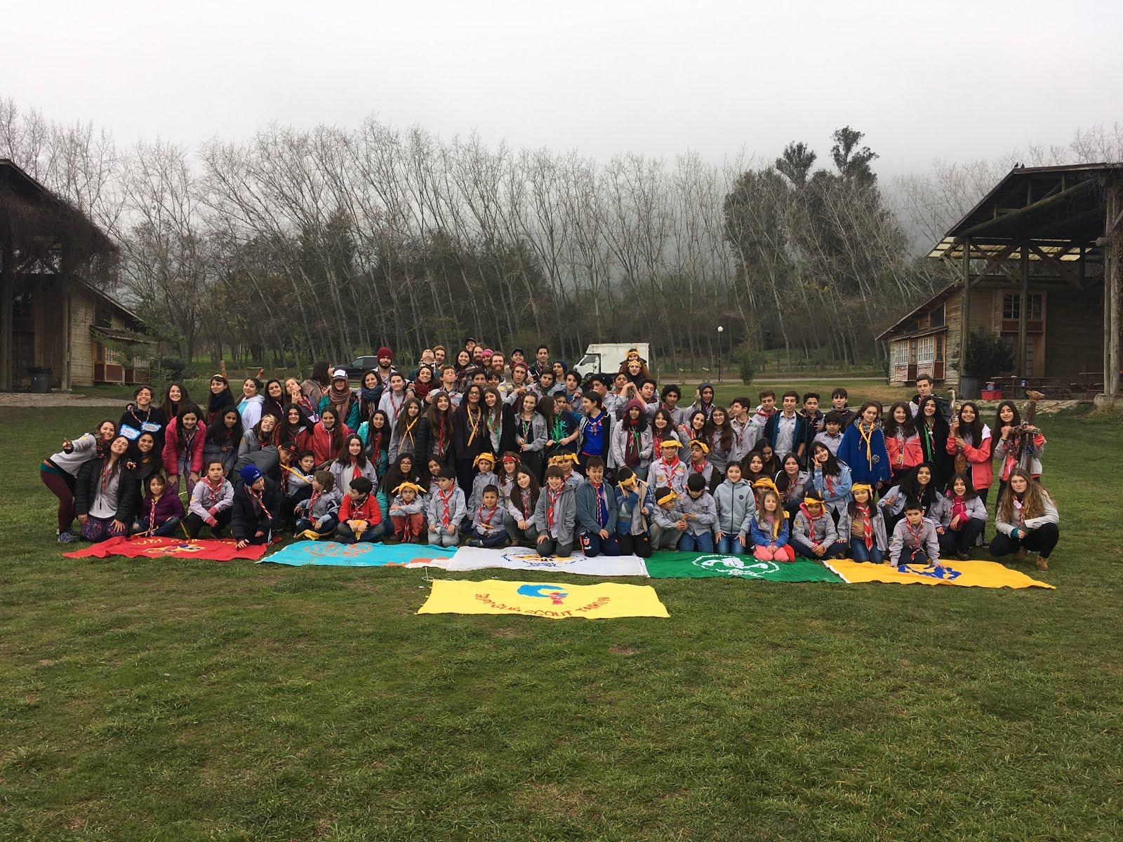 Campamento Invierno 2017