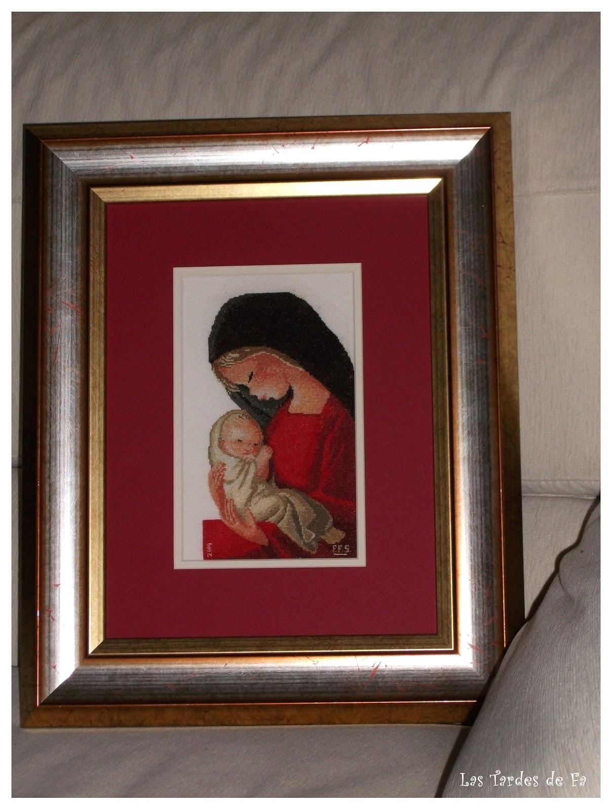 Virgencita de Ferrandiz   Las tardes de Fa
