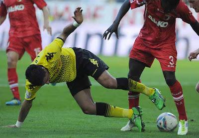 Borussia Dortmund 4 - 0 Augsburg (1)